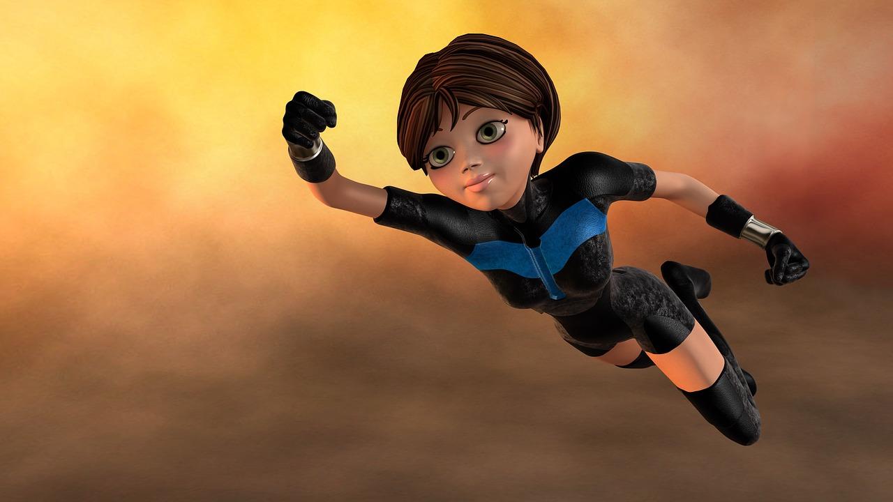 Créez votre super héros hypnotique !